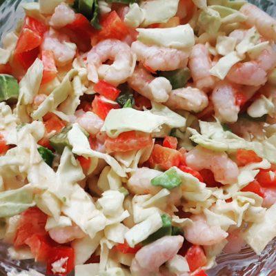 salade-chou-crevettes