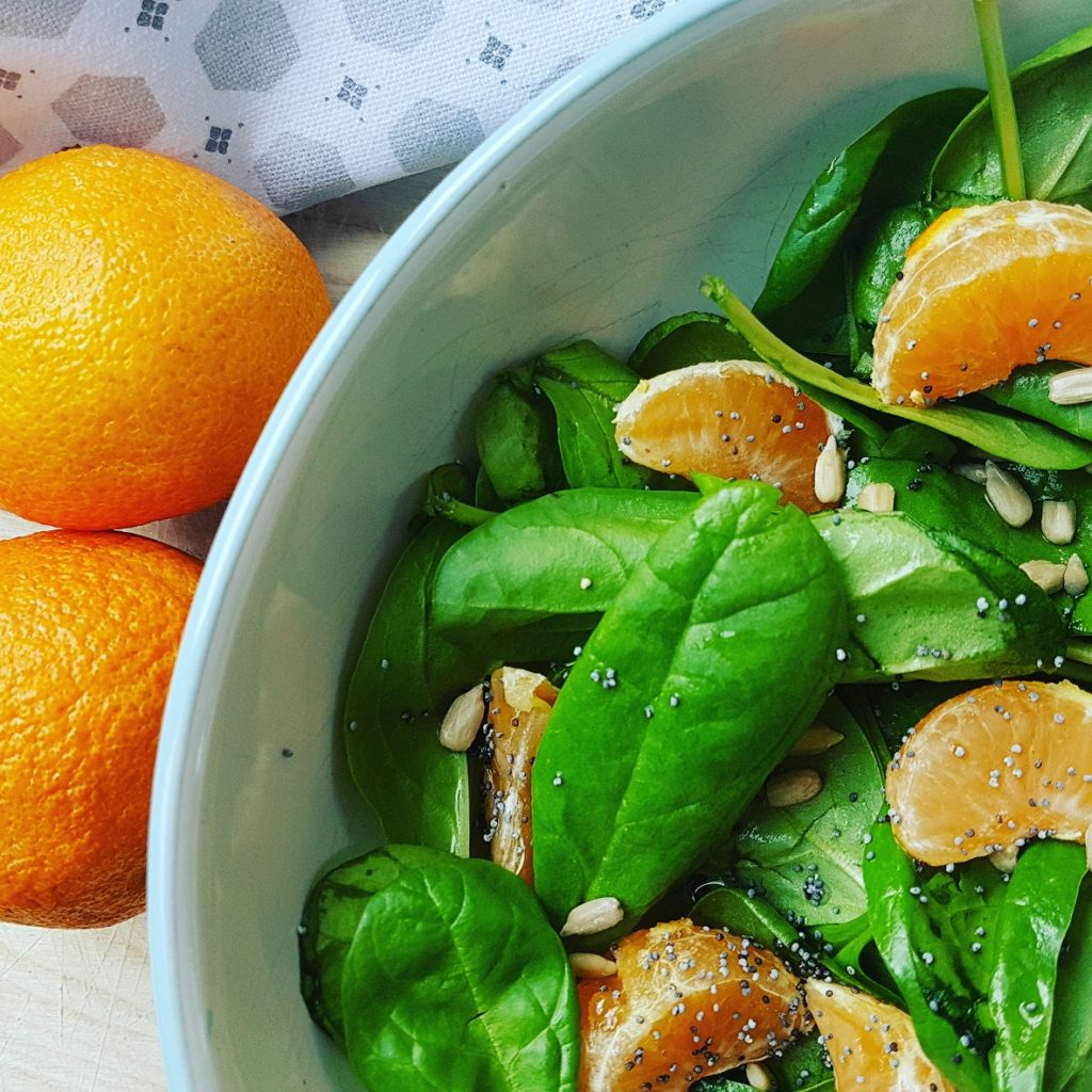 Salade-épinards-orange-raisonetgourmandise