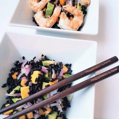 Salade-de-riz-noir-avocat-et-mangue-raisonetgourmandise