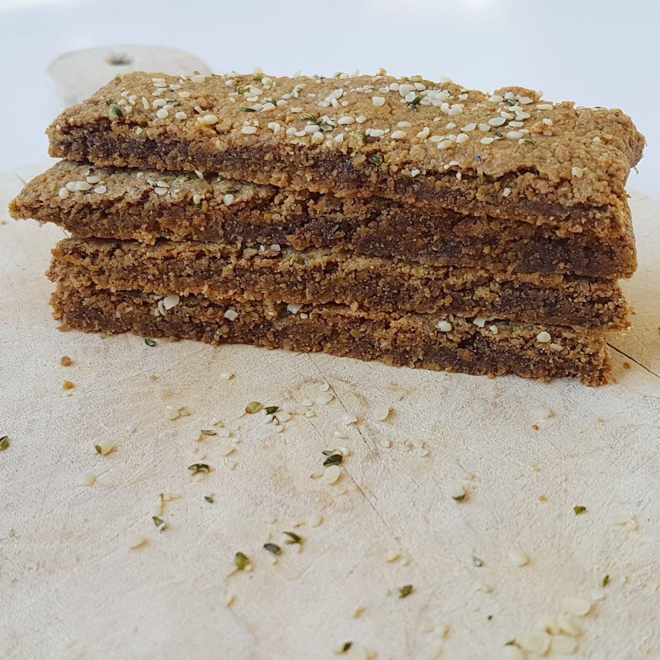La barre grano… là! Barre tendre à base de graines et de noix convertible en boules d'énergie