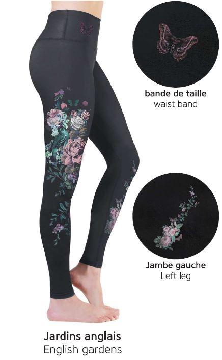 legging-recycle-Jardin-anglais-rose-buddha-raisonetgourmandise.com