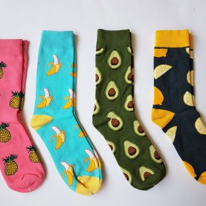 Chaussettes-foodie-fruits-raisonetgourmandise.com