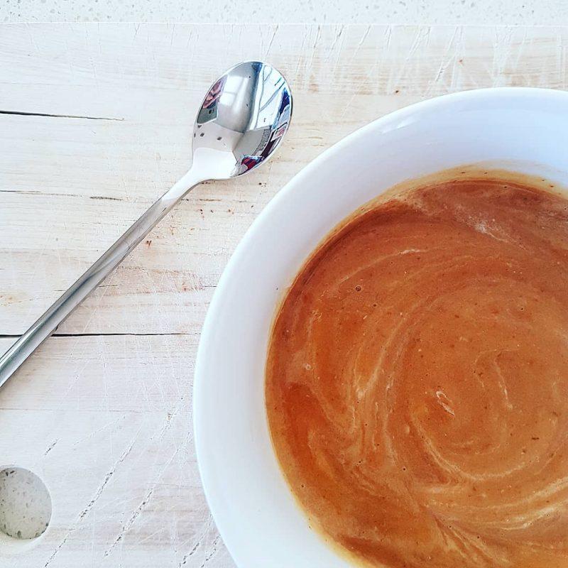 Crème de tomates sans produits laitiers (vegan) maison
