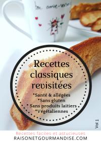 EBOOK-RAISON - classic recipes revisitées_couverture