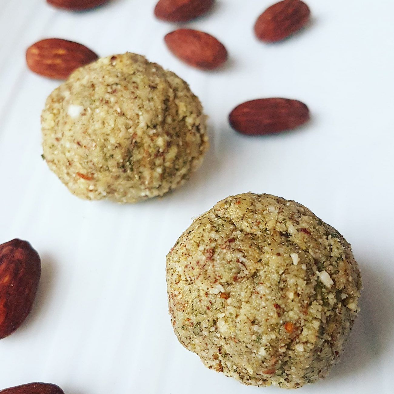 Vegan Savory Energy Balls