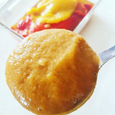 Sauce-poivrons-rotis-et-haricots-blancs-raisonetgourmandse.com